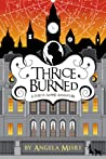 Thrice Burned (Portia Adams Adventures, #2)