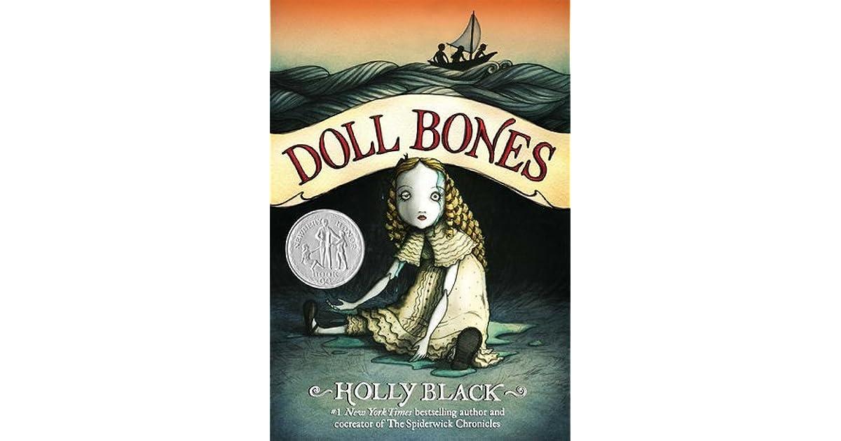 Read Doll Bones By Holly Black
