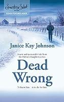 Dead Wrong (Mills & Boon M&B)