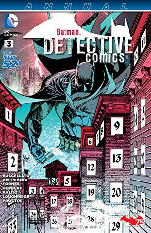 Batman Detective Comics Annual #3