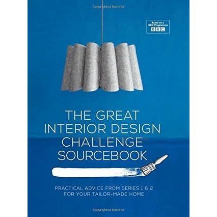 The Great Interior Design Challenge Workbook By Tom Dyckhoff