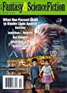The Magazine of Fantasy & Science Fiction, March/April 2015 (The Magazine of Fantasy & Science Fiction, #718)