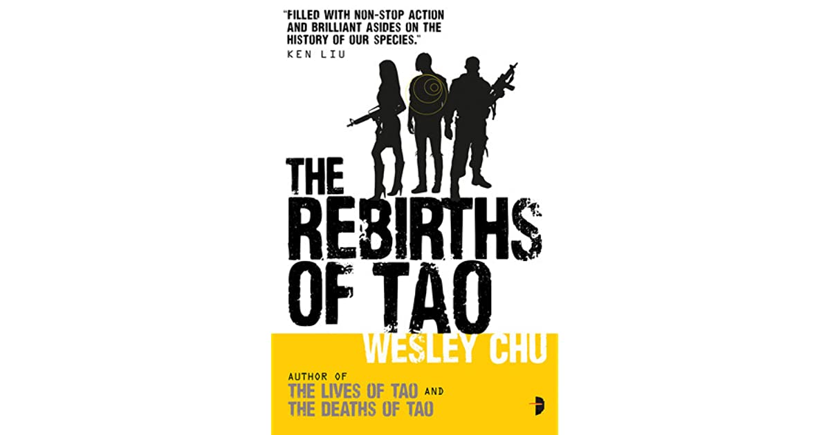 The rebirths of tao tao 3 by wesley chu fandeluxe Image collections