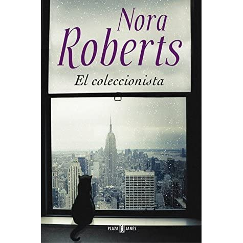the collector book review nora roberts