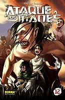 Ataque a los Titanes, Vol. 12
