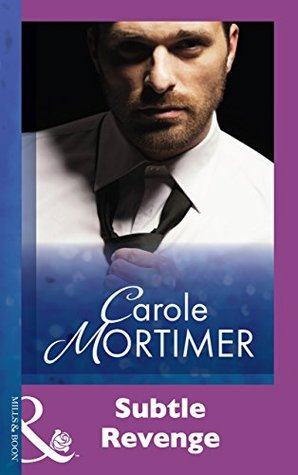 Subtle Revenge by Carole Mortimer
