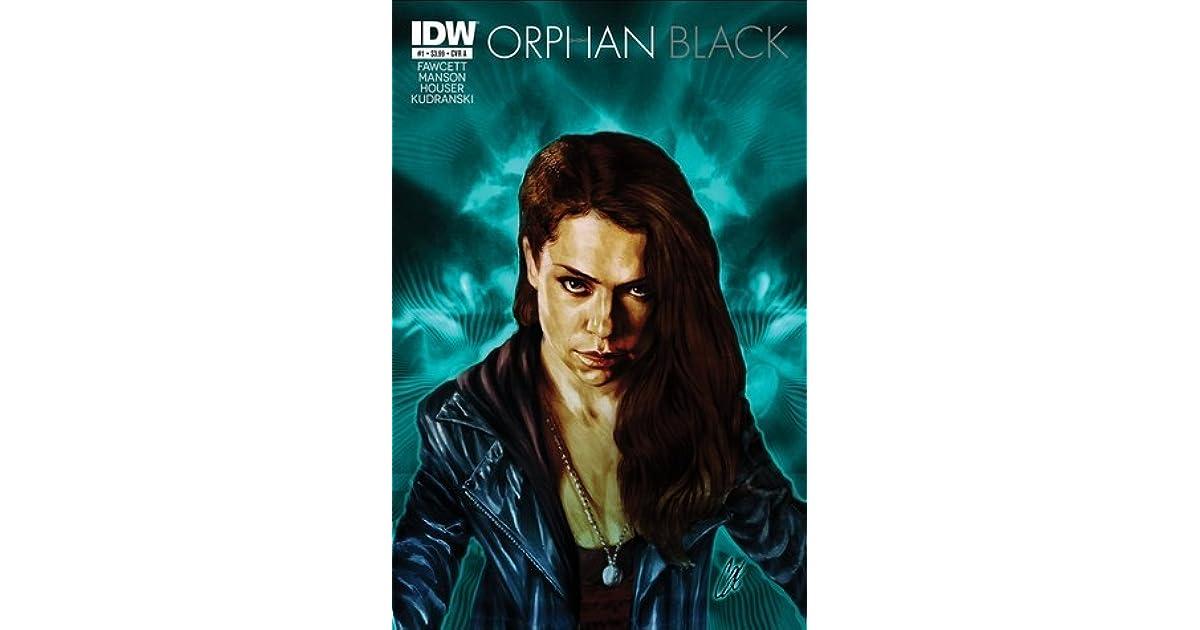 Orphan Black Comic Book