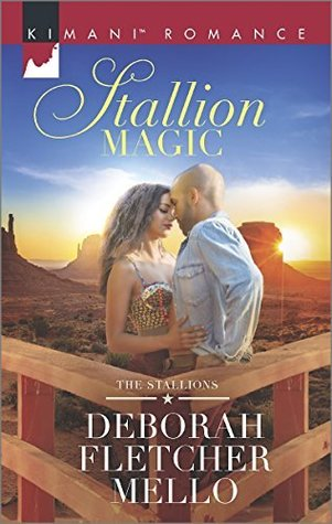 Stallion Magic (The Stallions #8)
