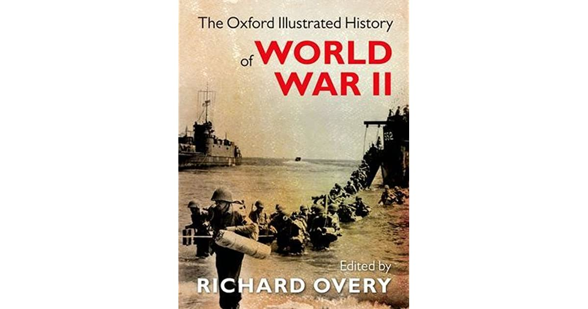 a history of world war 2