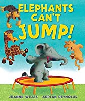 Elephants Can't Jump! (Andersen Press Picture Books (Hardcover))