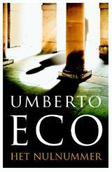 Het nulnummer by Umberto Eco