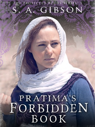 Pratima's Forbidden Book (The Protected Books, #1)