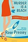 Murder is a Beach (Maggie, P.I. Mysteries, #2)