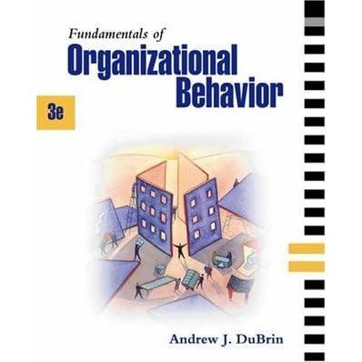 The Fundamentals of Organizational Citizenship Behavior