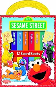My First Lib Sesame Street