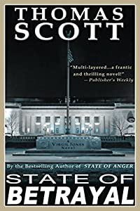 State of Betrayal (Virgil Jones Mystery, #2)