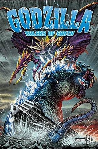 Godzilla Rulers of Earth Volume 4