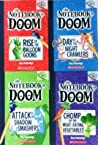 The Notebook of Doom Pack Set of 4 Books, The Notebook of Doo... by Troy Cummings