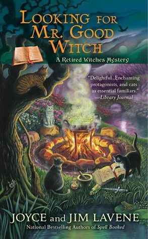 Looking for Mr. Good Witch by Joyce Lavene