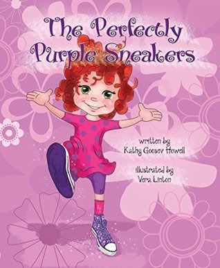 The Perfectly Purple Sneakers