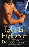 Forbidden Highlander (Dark Sword, #2)