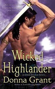 Wicked Highlander (Dark Sword, #3)