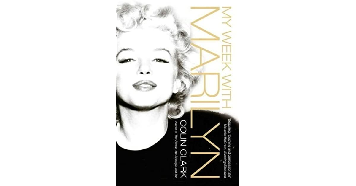 My Week With Marilyn Pdf