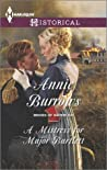 A Mistress for Major Bartlett (Brides of Waterloo #2)