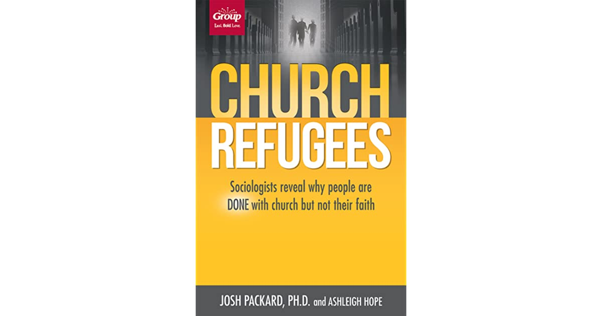 Church Refugees: Sociologists reveal why the dechurched left