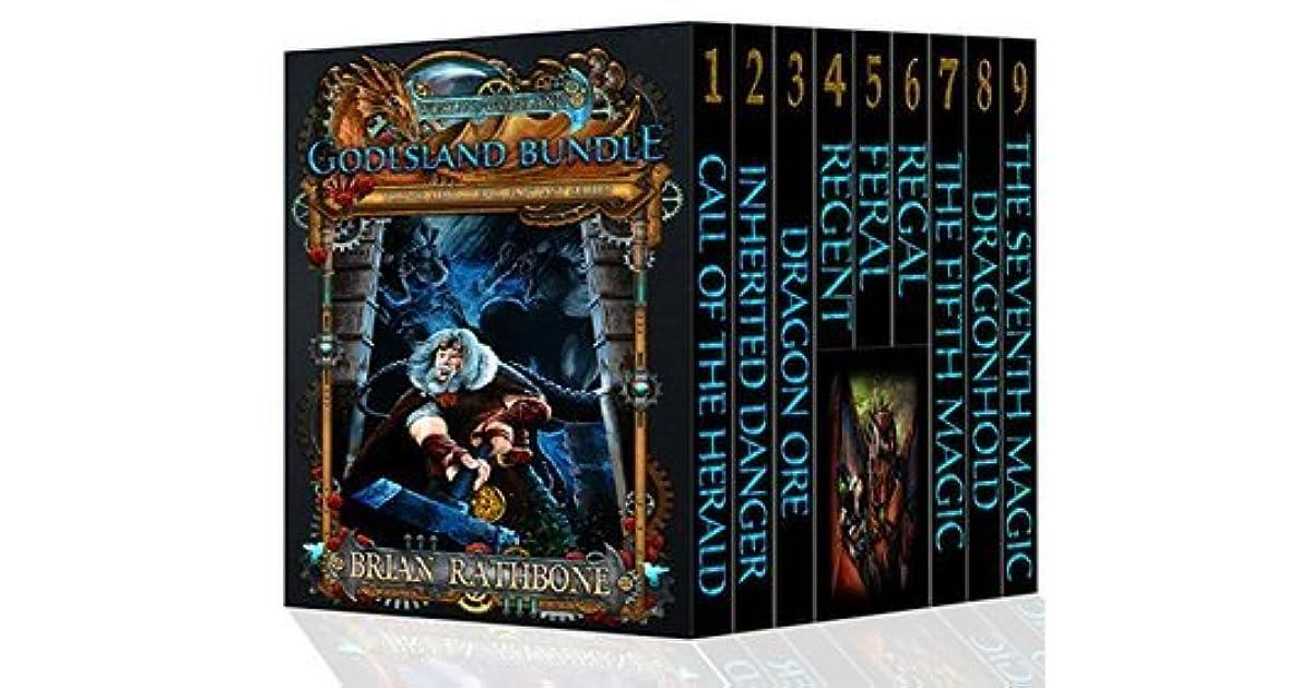 Godsland Young Adult Fantasy Series