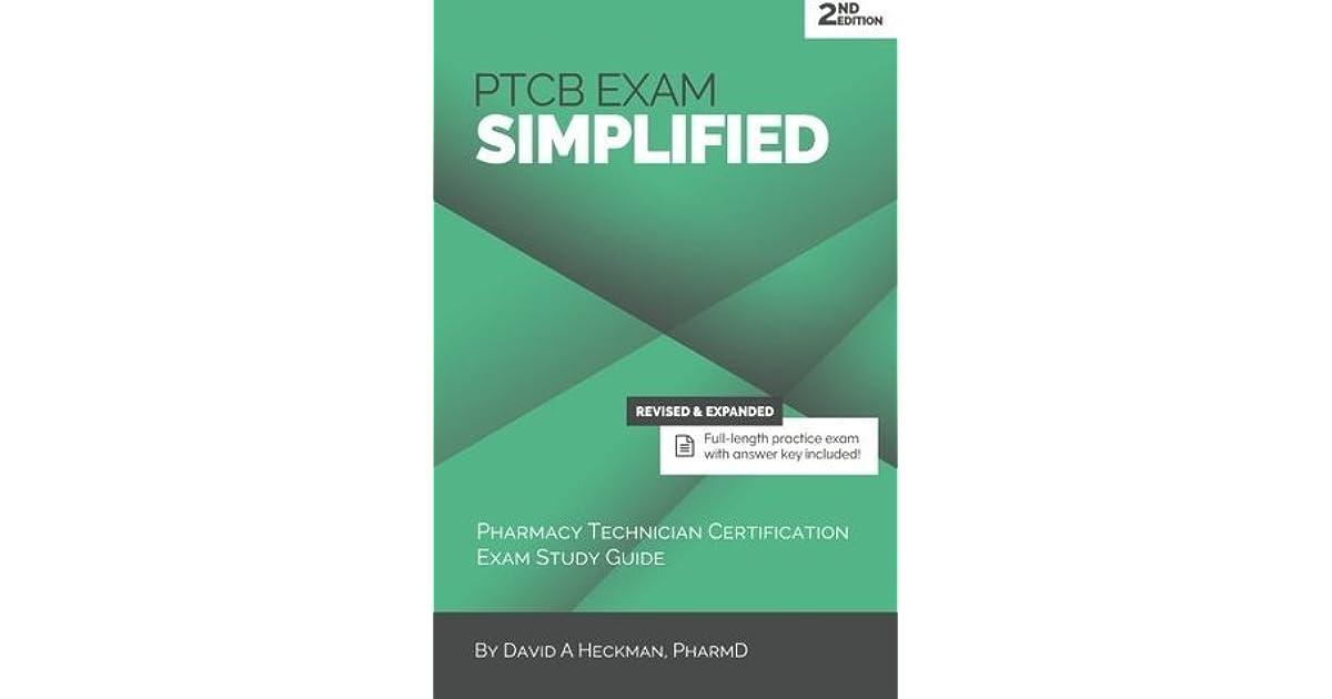 PTCB Exam Study Guide 2017-2018 - YouTube