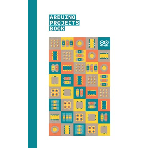 Arduino Projects Book by Scott Fitzgerald