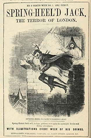 Spring Heeled Jack: The Terror Of London by Anonymous