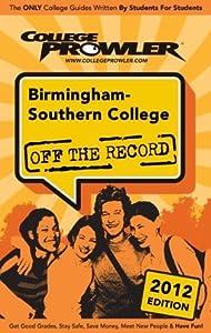 Birmingham-Southern College 2012