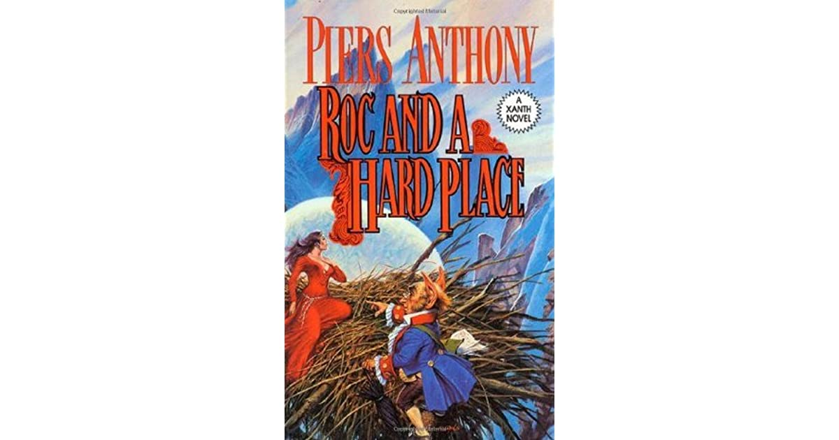 Roc and a hard place xanth 19 by piers anthony fandeluxe PDF
