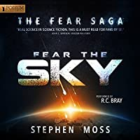 Fear the Sky (The Fear Saga, #1)