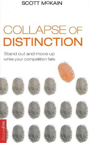 Collapse of Distinction Scott McKain