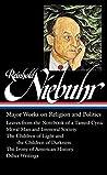 Reinhold Niebuhr:...