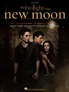 The Twilight Saga - New Moon Songbook: Music from the Motion Picture Soundtrack