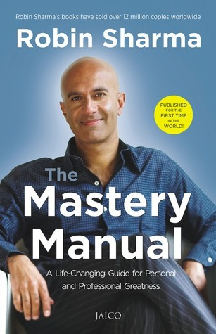 Book cover mastery manual
