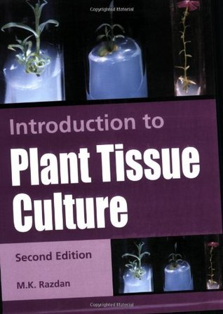 Introduction to Plant Tissue Culture by M K  Razdan
