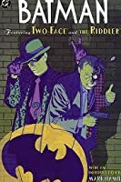Batman: The Riddler and Two-Face Audio Pack