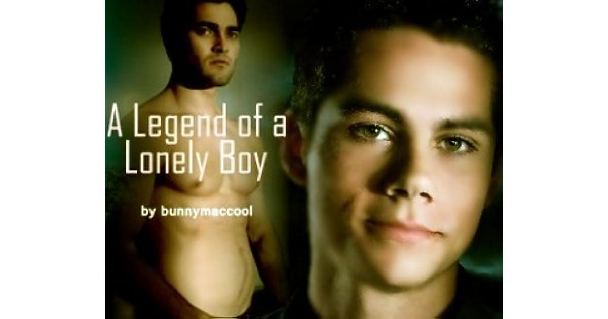 A Legend of a Lonely Boy by bunnymaccool