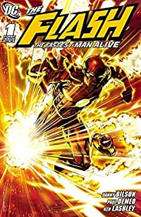 The Flash: The Fastest Man Alive (2006-) #1