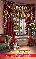 Drape Expectations (A Caprice De Luca Mystery, #4)