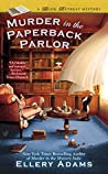 Book cover for Murder in the Paperback Parlor (Book Retreat Mysteries, #2)