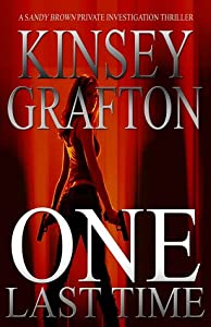One Last Time (Sandy Brown #1)