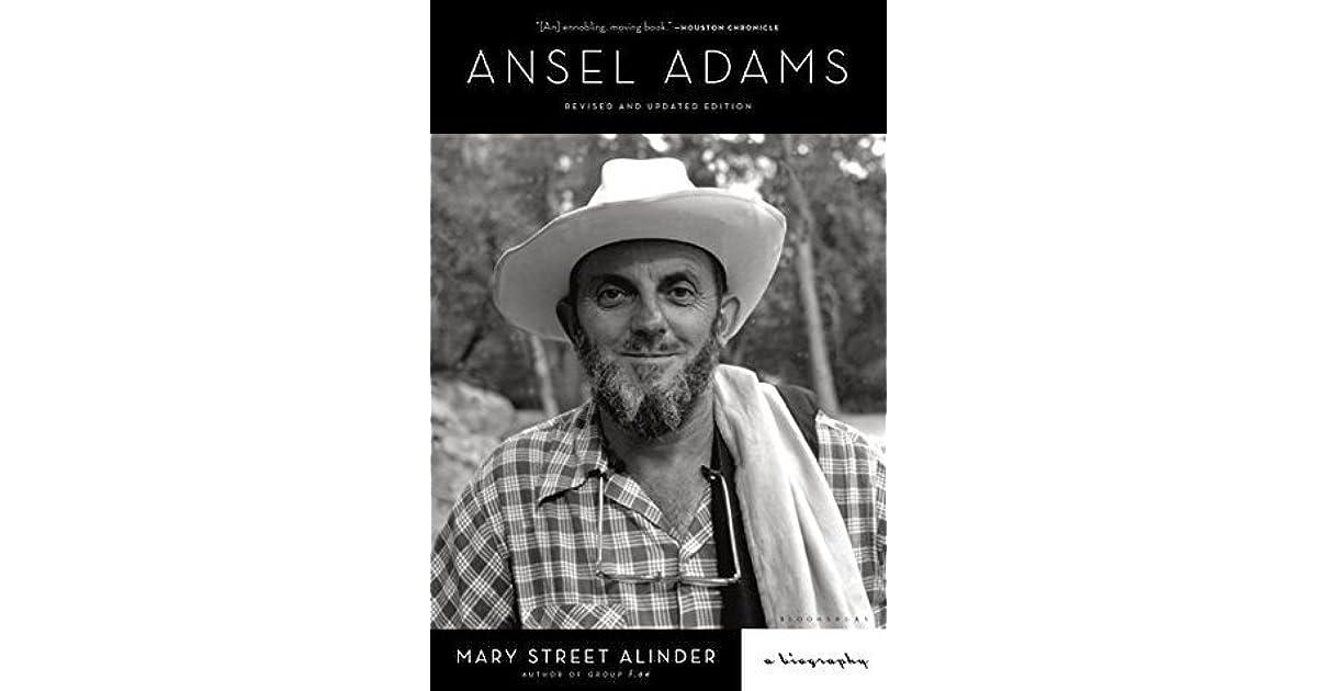 a biography of ansel adams an american photographer 5-6-2013 ansel a biography of ansel adams an american photographer adams was born in san francisco.