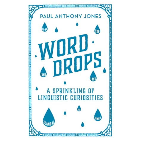word drops a sprinkling of linguistic curiosities