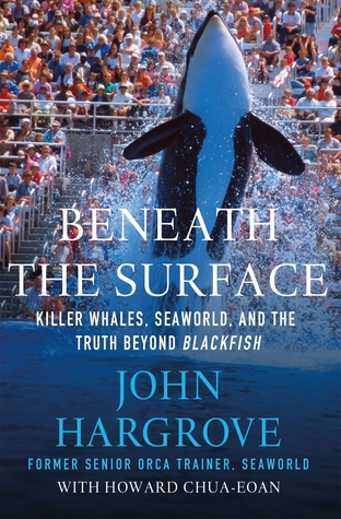 "Book cover of ""Beneath the Surface"" by John Hargrove"